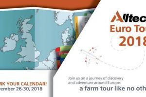 Alltech Euro Tour 2018