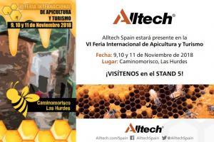 VI Feria Internacional de Apicultura y Turismo de Las Hurdes - 2018