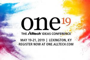 ONE19: La Conferencia de Ideas de Alltech