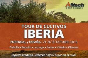 Tour de Cultivos Iberia - Alltech Crop Science - 2018