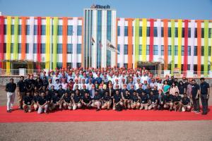 Компания Alltech, мировой лидер в кормлении животных, 27 октября 2018 года официально открыла ультрасовременный завод в Пуне, Индия.