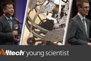 ¡En busca de los mejores jóvenes científicos del sector agrícola! - Alltech Young Scientist 2017