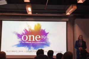 The Alltech ONE Ideas Forum Madrid
