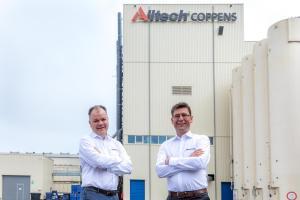 Coppens International переименована в Alltech Coppens