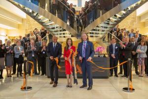 Alltech inaugura sus nuevas oficinas en el Reino Unido