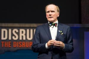 Dr. Pearse Lyons, founder and president of Alltech, shares his key elements for success in a disruptive marketplace during ONE17, which attracted approximately 4,000 attendees from nearly 80 countries to its three-day conference in Lexington, Kentucky.
