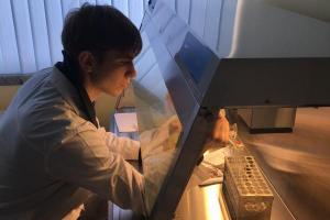 Евгений Ремизов, Саратовский государственный аграрный университет, Россия, объявлен региональным финалистом конкурса «Молодой Учёный Alltech 2018»