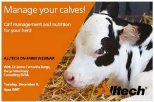 Manage Your Calves, Webinar 08.12.2015