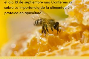 Conferencia APISCAM: La importancia de la alimentación proteica en apicultura - 2019
