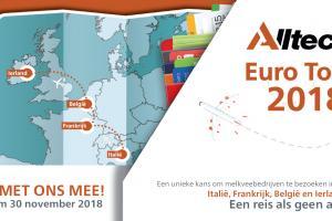 Alltech Euro Tour 2018 - 4 landen in 4 dagen