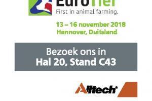 EuroTier 2018 - 13-16 november, Hannover, Duitsland
