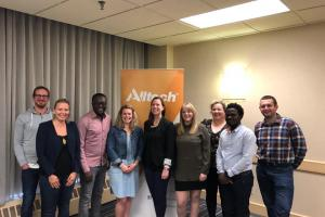 IFAJ Alltech Young Leader group