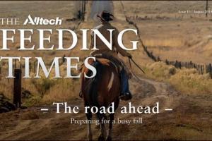 The Alltech Feeding Times - Editie 13, Augustus 2018