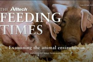 Alltech Feeding Times - Issue 12 - Juli 2018