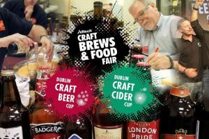 Dublin Craft Beer and Cider Cup 2018