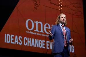 The Alltech ONE Ideas Forum - 17/10/18