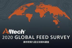 奧特奇2019年最新全球飼料調查結果 2019 Global Feed Survey