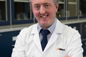 Ричард Мерфи, директор по науке в Европейском центре биологических наук Alltech.