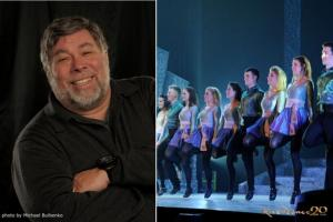 Steve Wozniak, Riverdance - ONE: The Alltech Ideas Conference