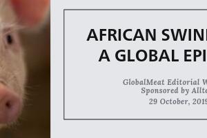Webinar: Peste Porcina Africana: una epidemia mundial